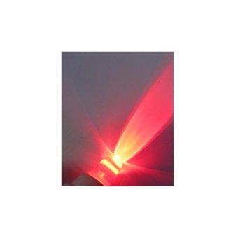 05 Bóng đèn tap lô xi nhan xe công tơ mét máy ô tô 12V màu đỏ