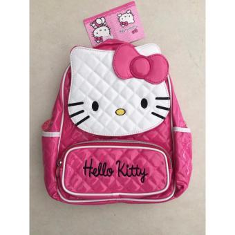 Cặp sách đi học hình Hello Kitty xinh xắn cho bé