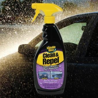 Dung dịch lau kính xe chống bám nước Stoner Invisible Glass with Rain Repellent 92186