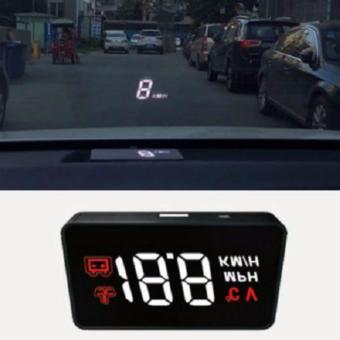 Bộ hiển thị và cảnh báo tốc độ cho người lái ô tô HUD A100