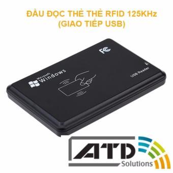 Đầu đọc the RFID proxy 125Khz giao tiếp USB
