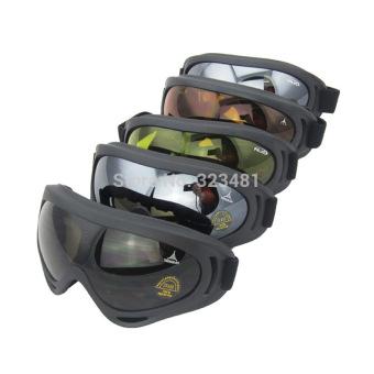 Mắt kính đi phượt UV400.