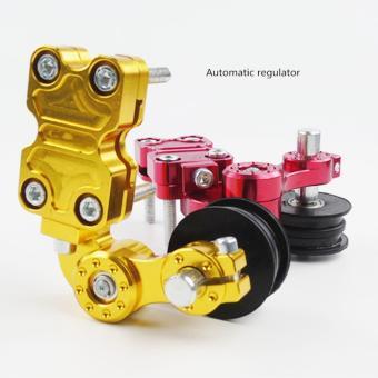 Nâng xich xe máy Phụ tùng xe máy chỉnh điều chỉnh chuỗi chuỗi căng lớn điều chỉnh tự động xe máy tenser