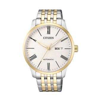 Đồng hồ nam dây thép không gỉ Citizen NH8354-58A
