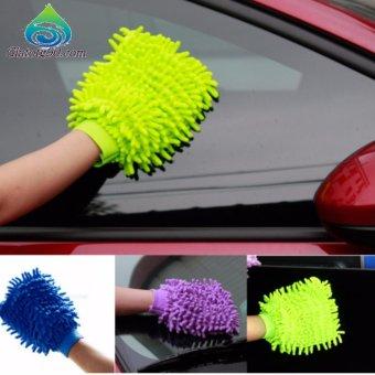 Găng tay chuyên dụng lau rửa xe hơi, ô tô đa năng 206241