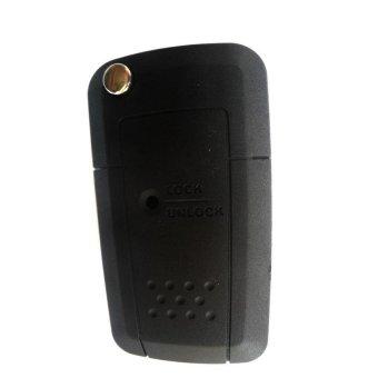 Vỏ chìa khoá độ gập dành cho xe Kia Morning CHIAFLIPMORN08 Mishop Mishop11 (Đen)
