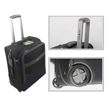 Vali kéo vải dày cần to 2 bánh to Cosas United cabin size TA277