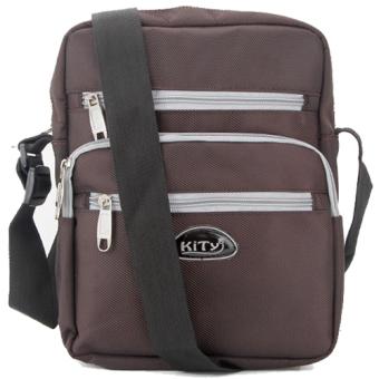 Túi xách kitybags IPAD-DX01 (Nâu)