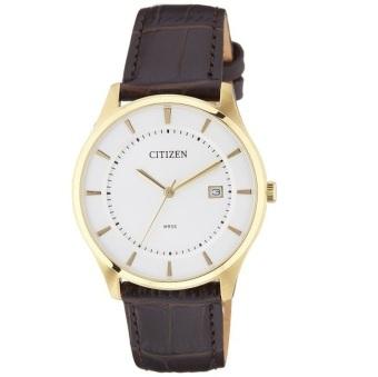 Đồng hồ nam dây da Citizen Quartz BD0042-01A