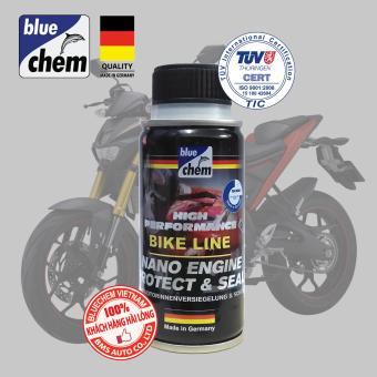 Dung dịch Bảo vệ Động cơ - Công nghệ Nano (Nano Engine Protect & Seal) Bluechem 50ml