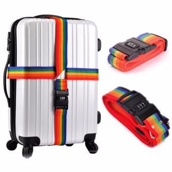 Bộ 2 khóa vali và thẻ hành lý