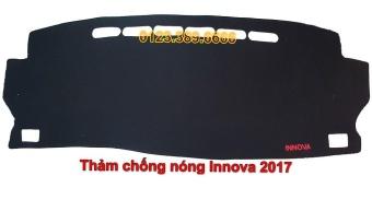 Thảm chống nắng Taplo ô tô Innova 2017