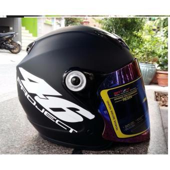 Mũ Bảo Hiểm Moto Biker GP 46 tem kiểm kịnh quatest 3