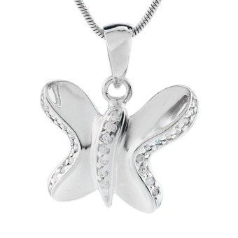 Mặt dây chuyền bạc nữ Bạc Ngọc Tuấn 201MAU000203