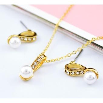 Bộ trang sức nữ cao cấp TS1063 (vàng)