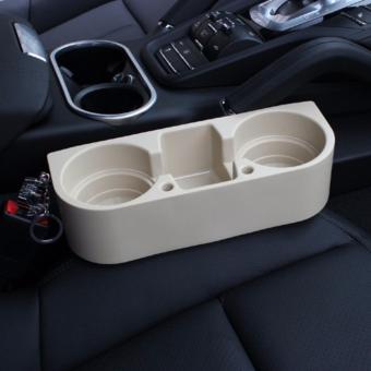 Khay để đồ trên xe ô tô (Be)