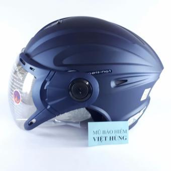 Mũ bảo hiểm GRS A737K (Xanh nhám)