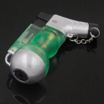 Bật lửa khò Shu mỏ vịt có đèn báo F562