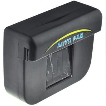 Quạt tản nhiệt xe hơi Auto Fan MH-013 (Đen)