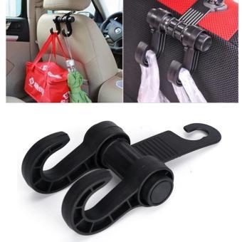 Móc treo đồ đôi sau ghế xe ô tô SM128
