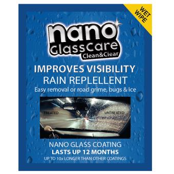 Nano Glass Care an toàn hơn cho lái xe (Nano kính )