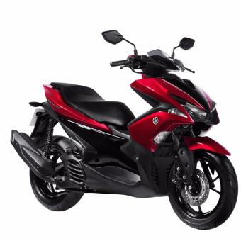 Xe tay ga Yamaha NVX 125 - Đỏ đen