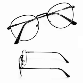 Mắt kính ngố thời trang gọng cận Nobita hongkong (đen)