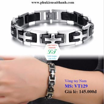 Vòng Tay Inox Nam Hq Ver1 Vt129