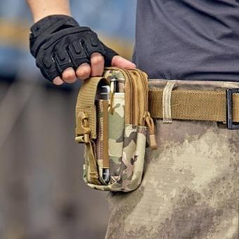 túi đeo hông,thắt lưng đựng điện thoại h03 (lính)