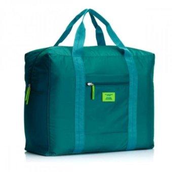 Túi đựng đồ du lịch cỡ lớn chống nước (Xanh)