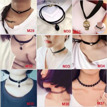 Vòng cổ choker thời trang mẫu M32