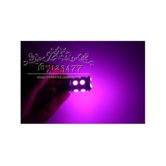 Đèn Phanh nhấp nháy LED 13 mắt màu tím