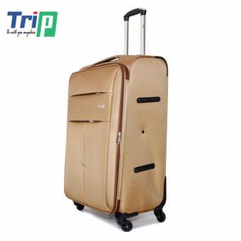 Vali Vải TRIP P030 Size M - 24inch (Vàng)