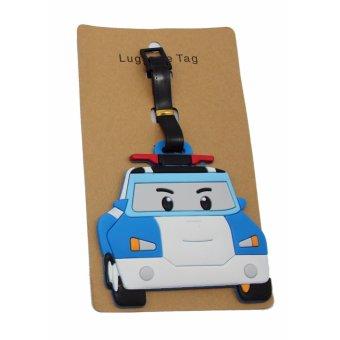 Thẻ đeo hành lý Robo Car