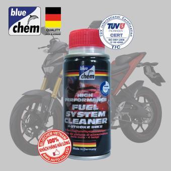 Dung dịch Vệ sinh Hệ thống nhiên liệu Động cơ Xăng (Fuel System Cleaner) Bluechem 50ml