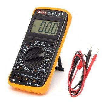 DT9205A Digital Multimeter Voltmeter Ohmmeter AC/DC Ammeter Capacitance Tester - intl