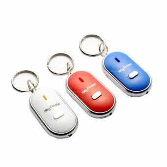 Bộ 03 móc khoá huýt sáo thông minh Key Finder