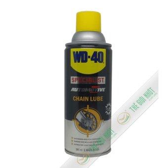 Chai xịt bảo dưỡng bôi trơn SÊN - XÍCH WD-40 SPECIALIST CHAIN LUBE