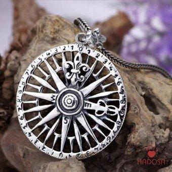 Mặt dây chuyền bạc Thái 925 handmade Hadosa TSP40