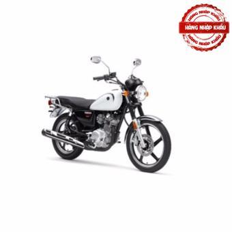 Xe tay côn Yamaha YB125 SP 2017 (Trắng) - Hàng nhập khẩu