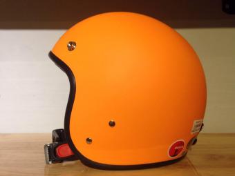 Mũ bảo hiểm Andes 111C (Cam nhám)
