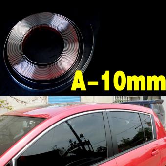 Nẹp viền kính ô tô loại A10mm