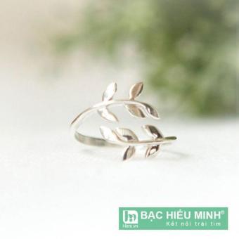 Nhẫn nữ Bạc Hiểu Minh nu112