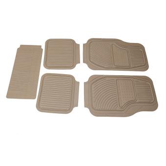Thảm nhựa ô tô cao cấp PACKY PODA 6055K (Kem)