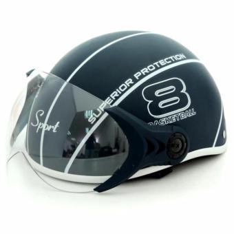 Mũ bảo hiểm Cao cấp số 8 - Đẹp, thời trang, chất lượng cao, giá tốt