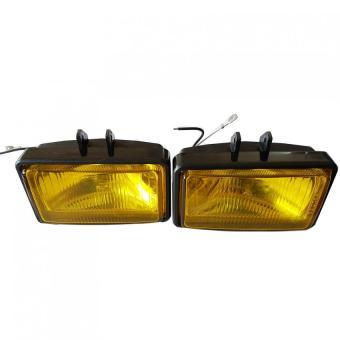 Bộ đèn lắp bóng NB 5515 (vàng)
