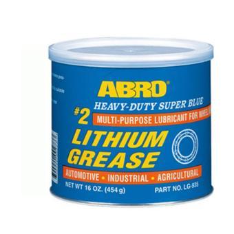Mỡ bò ABRO LITHIUM GREASE 454g (Vàng)