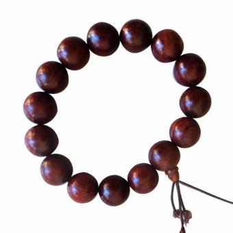 Vòng hạt đeo tay gỗ hương ta đỏ quý hiếm VH02