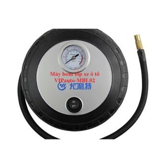 Máy bơm lốp dùng điện 12V có trên xe ô tô PHAuto-MBL02