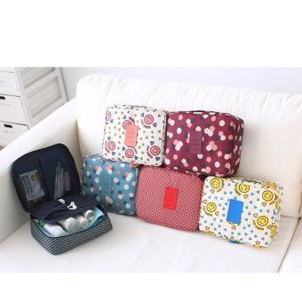 Túi đựng mỹ phẩm nhiều ngăn chống thấm